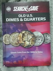 Whitman Search And Save Old U.s. Dimes And Quarters