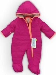 Cat And Jack Baby Girl Snowsuit 6m