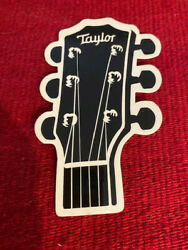 Taylor Acoustic Electric Guitar Sticker New Cool. Love Taylor Guitars
