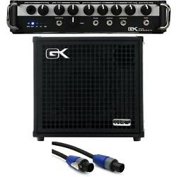 Gallien-krueger Legacy 800 And Neo Iv 1 X 12-inch Cab Bundle