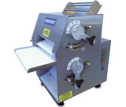 Stainless Steel Dough Rollers / Double Pass - Front Operated From Somerset