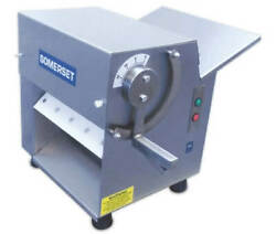 Stainless Steel Dough Sheeter - Single Pass From Somerset