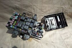 04-08 Ford F150 Cabin Fuse Box Relay Junction Block Compartment 5l3t14a067aa