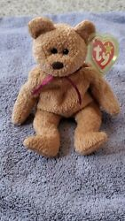 Ty Beanie Baby Curly Retired W/ Tag Errors Collectible Vintage