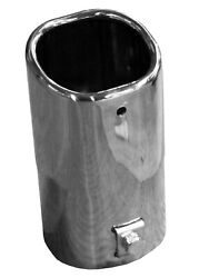 Dynomax 36401 Walker Accessory Exhaust Tail Pipe Fits 97-99 Cl Tl