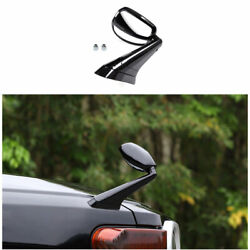 For 2007-14 Toyota Fj Cruiser Abs Black Engine Hood Sand Board Rearview Mirror