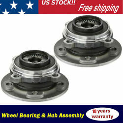 Front Wheel Bearing For Bmw 16-19 X1/18-19 X2/17-19 I8/17-19 I3/17-19 Mini Coope