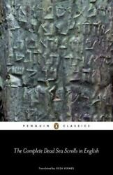 The Complete Dead Sea Scrolls In English By Geza Vermes And Trans Vermes 2012,