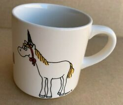 Coffee Mug Cup Unicorn Horse Party Hat Unique Individual Bevvy