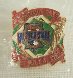 1996 Philadelphia Phillies All Star Game Workout Day Pin Button