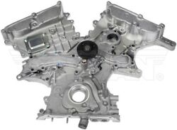 Dorman 635-312 Engine Timing Cover For Select 05-16 Lexus Toyota Models