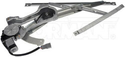Dorman 741-127 Power Window Regulator And Motor Assembly For 94-04 Ford Mustang