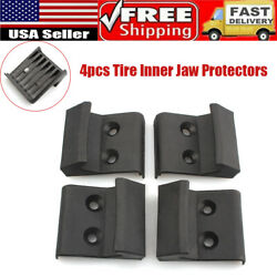4pcs Inner Jaw Protector Clamp Coat Motorcycle Tire Changer Machine Parts Usa
