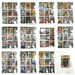 Krome Productions Lady Death Chromium Trading Cards Series 2 1-100 Complete Set