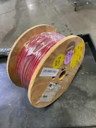 Alpha Wire 1,000 Ft. Spool, P/n 3080rd, 12 Awg, 600v, Ul 1015 120-38897-red