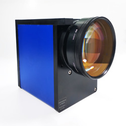 1pcs Used Raylase Laser Vibration Lens Ss-20 [dy] D2 Lownoise 532nm/lens F=250mm