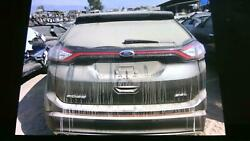 18 Ford Edge Trunk/decklid/hatch Free Local Delivery Gray