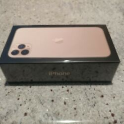New Apple Iphone 11 Pro Max 256gb Gold Factory Unlocked Fast Shipping