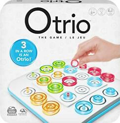 Marbles Otrio Strategy-based Board Game, For Adults, Families, And Kids Ages...