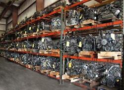 Engine Assembly Cadillac Cts 06