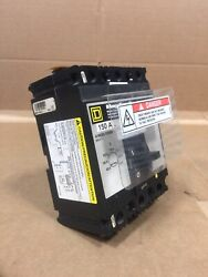 New Square D 419035-100ssa Mag Gard 150 A Free 2 Day Air Houston Stock