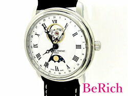 Frederique Constant Fc-335mc4p6 Heartbeat Moon Phase Mens Watch Self-winding At
