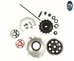 Kit Equipped With Evo-gp Clutch Bell And 40d Discs Stm Bmw S1000 R 2009 2018