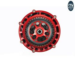 Kit With Evo-gp Clutch With Bell And 40d Discs Stm Ducati 899 Panigale 20132015