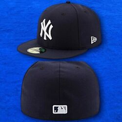 New York Yankees New Era Game Authentic On-field 59fifty Fitted Hat Size 7 3/4
