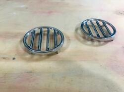 Vw Split Beetle Bug Round Horn Grills Top Quality Stamping