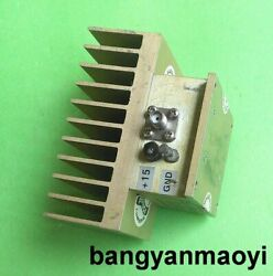 1pc Used Good Pseicct Uts-1025-1 10mhz -1.25ghz 20db 30dbm Amplifier