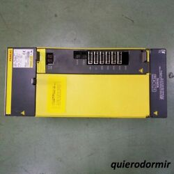 1pcs Used Fanuc A06b-6111-h030 Servo Driver In Good Condition