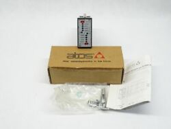 Atos E-bm-ac-05f 12 Amplifier With Instructions And Mounting Bracket New