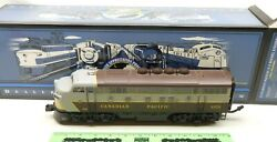 M.t.h. 20-80001b1b Canadian Pacific F-3 A-unit Non-sound Equipped