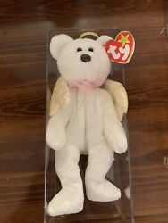 Halo Beanie Baby Brown Nose Rare With Errors