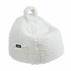 UGG Classic Sherpa Pouf Tablet Pillow in Snow