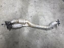 Pipe Assy, Exhaust, Front 3sge..sxe10..at Oem 17410 Exhaust Muffler Altezza