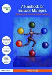 Handbook For Inclusion Managers Steering Your School Towards Inclusion Pap...
