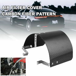 Stainless Steel Heat Shield Cover For 2.5'' - 3.5 Cone Cold Air Intake Filter