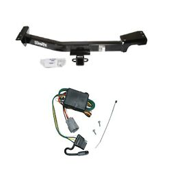 Draw-tite Class Iii/iv Trailer Receiver Hitch And Wiring For 98-99 Lexus Lx 470
