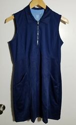 1 Nwt Ep New York Women's Dress, Size Small, Color Inky Multi J247