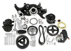 Holley Performance 20-185bk Accessory Drive System Kit