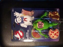 Retro Real Ghostbusters Slimer / Stay Puft Factory Card Error