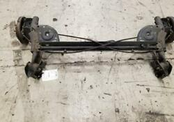 Fe Rear Axle Beam Loaded Drum Brakes For 2014 2017 Nissan Sentra