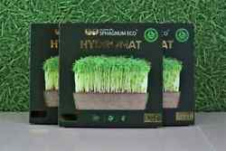 Hydromat Selective Moss Leaves And Petals In A Briquette 100 G. Biodegradable