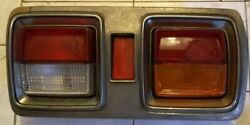 Datsun A10 510 Stanza Violete Auster 1600 Rear Right Tail Light Lamp Geuine Used
