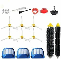 Replacement Parts Kit For Irobot Roomba Accessories 600 Series 675 690 670 671