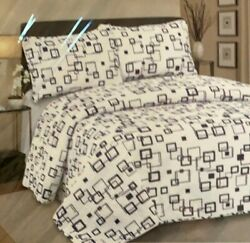 Hotel At Home Collection 3pc Quilt Set