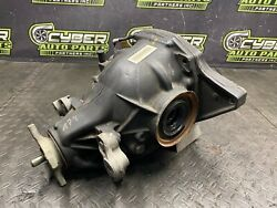 2017 Mercedes C63 S Amg W205 Rear Differential Carrier Motor Assy 2.82 2015-2018