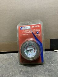 International Refrigeration Products Irp 6020fb Thermometer 2 Back Flange